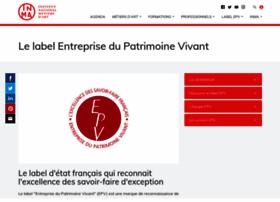 patrimoine-vivant.com