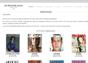 patrimoine.editionsjalou.com