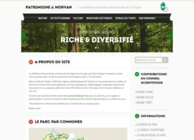 patrimoinedumorvan.org