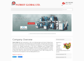 patriot-global.com