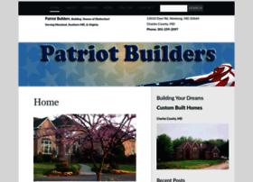 patriotbuilder.com