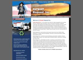 Patriotdisposal.com