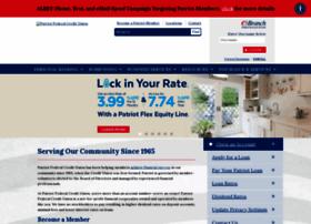 patriotfcu.org