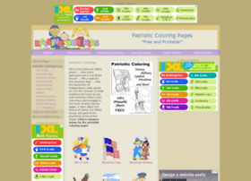 patrioticcoloringpages.com