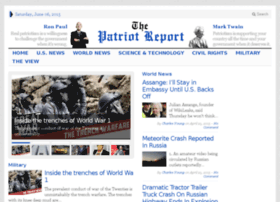 patriotreport.us