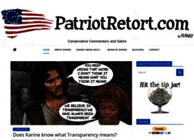patriotretort.com