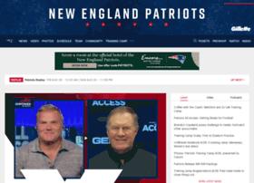 patriots.desksite.com
