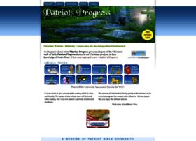 patriotsprogress.info