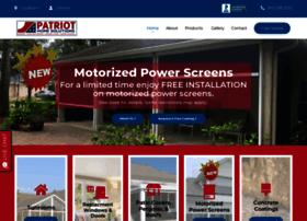 patriotsunrooms.com