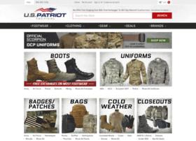 patriotsurplus.com