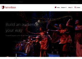 patronbase.com