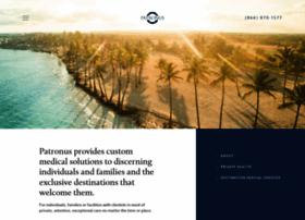 patronusmedical.com