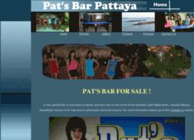 patsbarpattaya.com