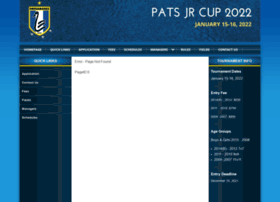 patscup.gotsport.com