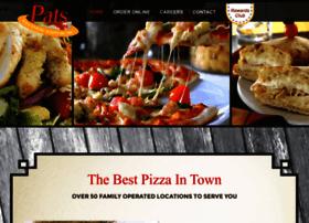 patsfamilyrestaurant.com