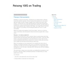 patsongx.blogspot.ro