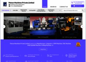 patsonmachines.com