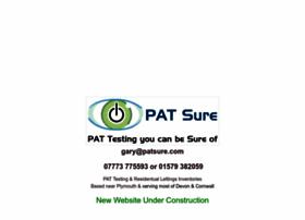patsure.co.uk
