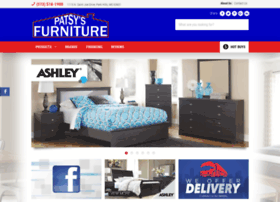 patsysfurniture.com
