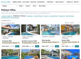 pattaya-villas.com