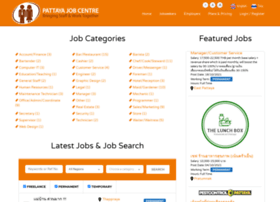 pattayajobcentre.com