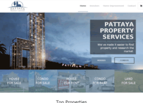 pattayapropertyservices.com