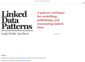 patterns.dataincubator.org