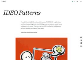 patterns.ideo.com