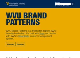 Patterns.wvu.edu