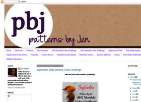 patternsbyjen.blogspot.com