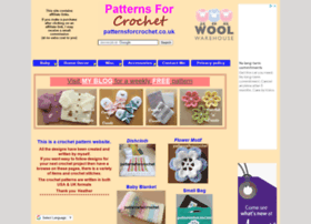 patternsforcrochet.co.uk