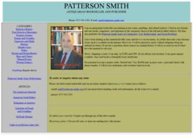 patterson-smith.com