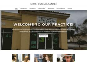 pattersoneyecenter.com