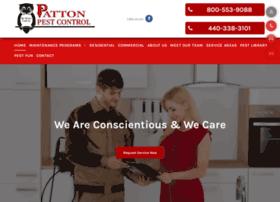 pattonpest.com
