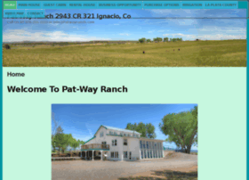 patwayranch.com