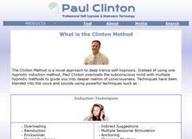 paul-clinton.com