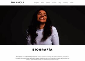 paulaarcila.com