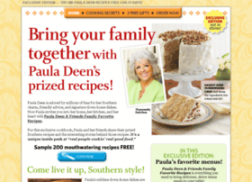 pauladeenfamilyfavorites.com