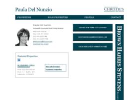 pauladelnunzio.bhsusa.com