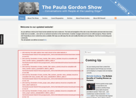 paulagordon.com