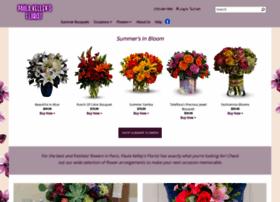 paulakelleysflowers.com