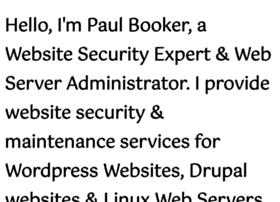 paulbooker.co.uk