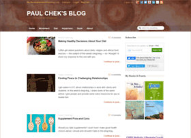 paulcheksblog.com