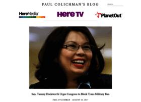 paulcolichman.com