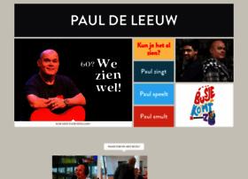 pauldeleeuw.nl