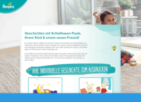 paulegeschichte.pampers.de