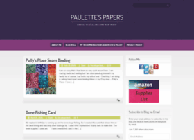 paulettespapers.com