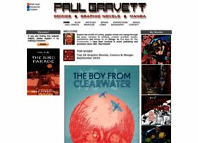 paulgravett.com
