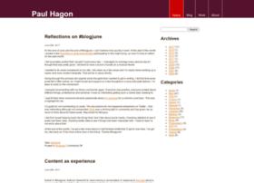paulhagon.com