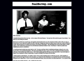 paulharvey.com